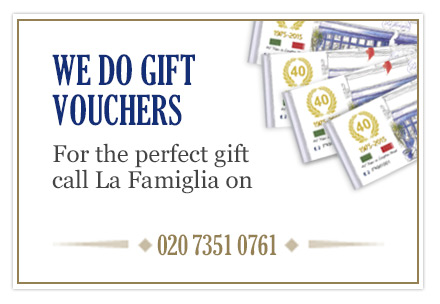We do gift vouchers