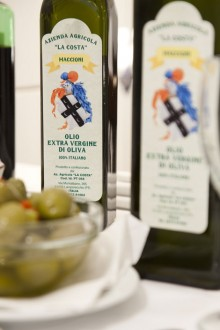 Maccionis Extra Virgin Olive Oil
