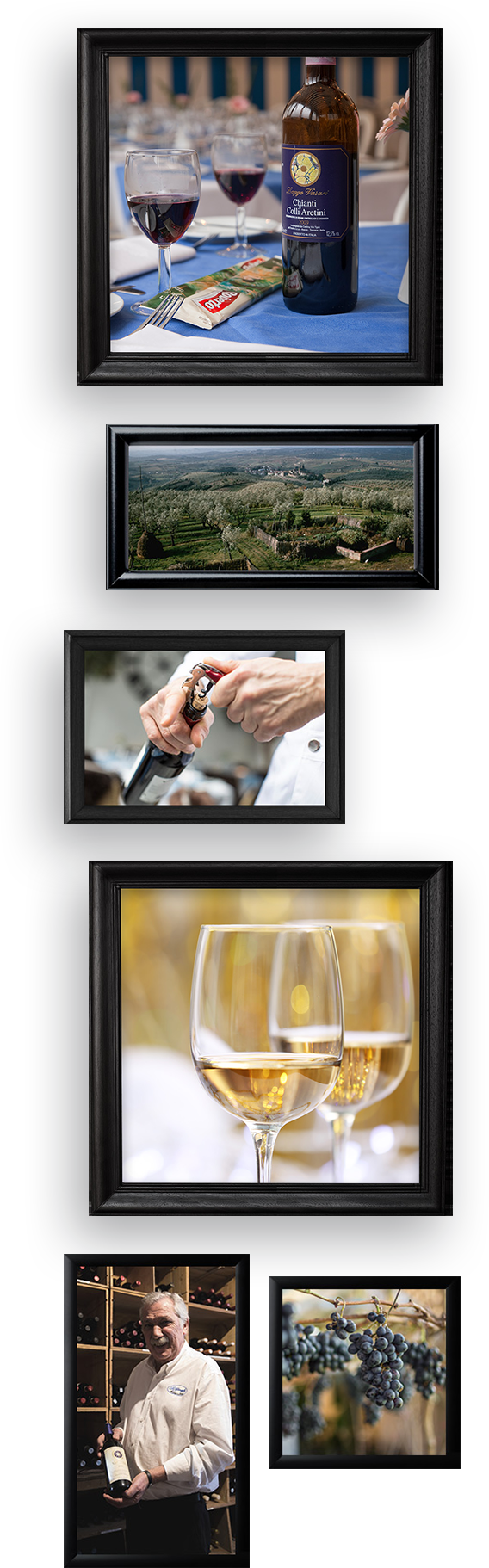 La Famiglia wines